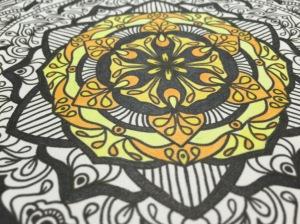 Del Angharad of Dels Doodles Mandalas